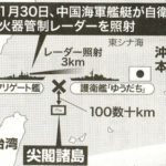 【レーダー照射】韓国だけではなく過去に中国も!戦争一歩手前だった?
